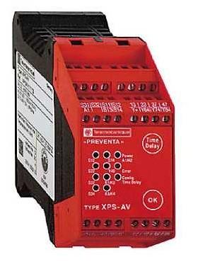 xpsav11113安全继电器